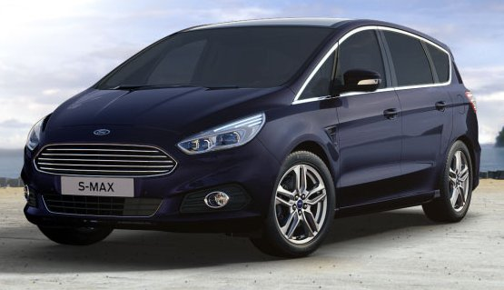 der neue ford s max und der neue ford galaxy premiere am. Black Bedroom Furniture Sets. Home Design Ideas